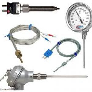 Thermocouples T/C, PT100, RTD